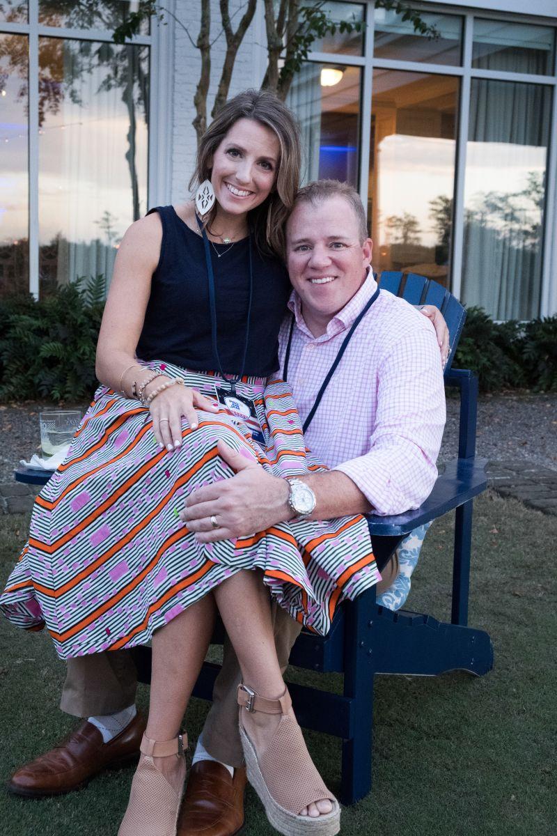 Terri and Chuck Flanagan
