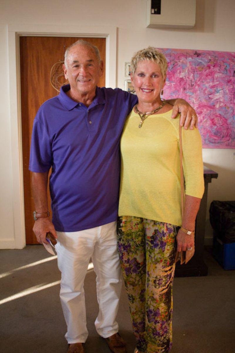 Gary and Deane Pokonder