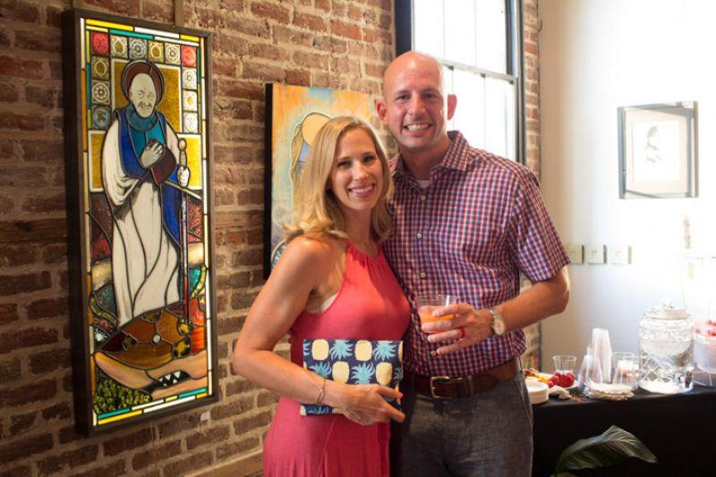 Allison and Brendan Rice