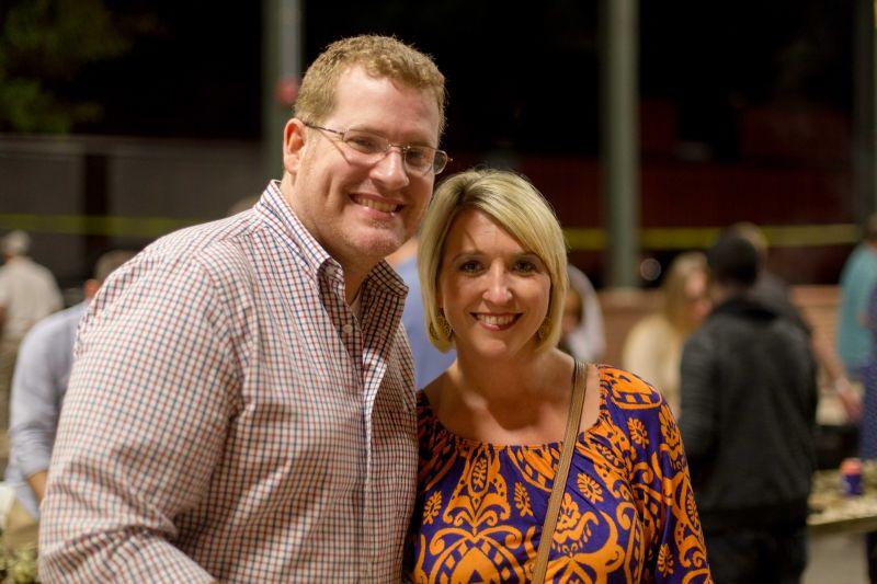Kevin Ward and April Milford