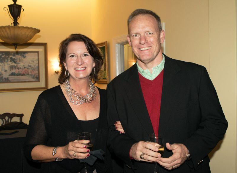 Pam and Glenn Gorman