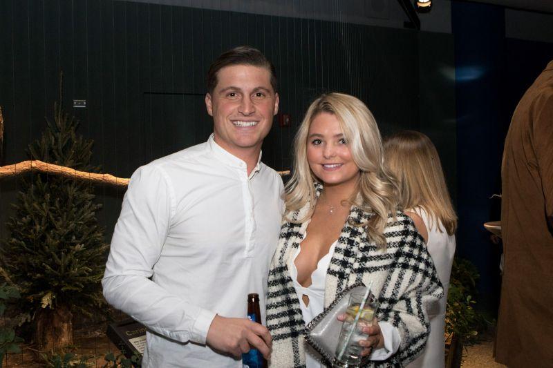 Anthony Gulotta and Hayley O'Rourke