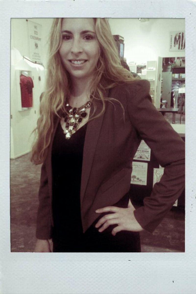 Street Style- Wearing Charleston's Own II Brunettes