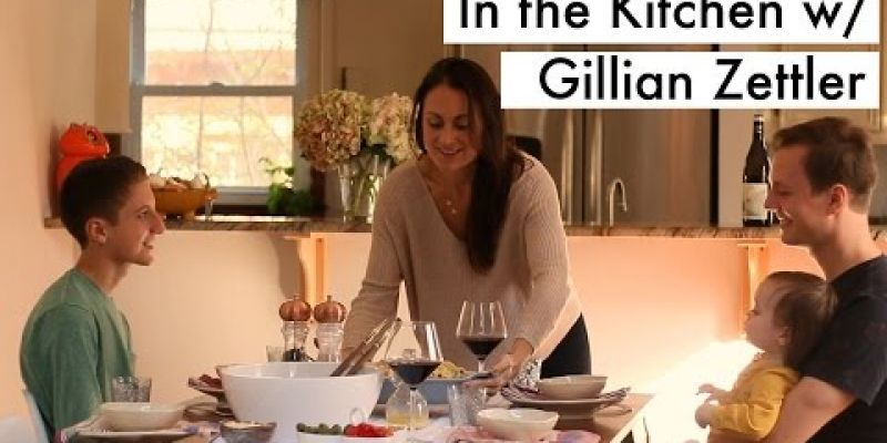Embedded thumbnail for VIDEO: In The Kitchen w/ Gillian Zettler