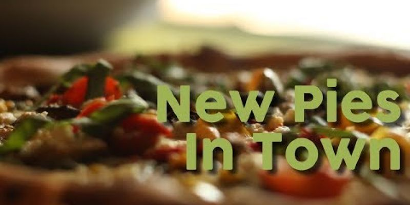 Embedded thumbnail for VIDEO: New Pies in Town