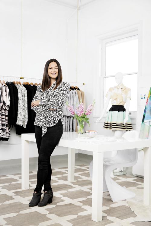 Full Circle: Lindsey Carter's design career began in New York City
