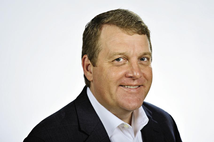 Entrepreneur Steve Swanson