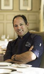 Charleston Wine + Food Festival cofounder & Circa 1886 chef Marc Collins