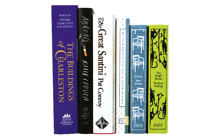 Assortment of local and classical reads, prices vary, at Blue Bicycle Books