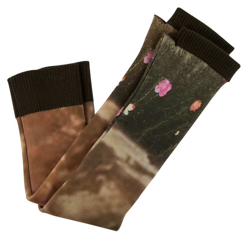 Antonio Marras fingerless gloves, priced upon request at RTW