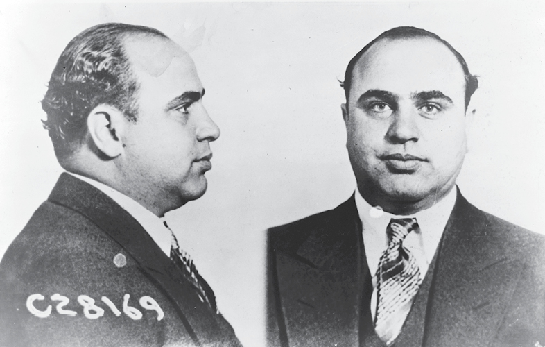 Infamous Chicago mobster Al Capone is said to have conducted business with Hell Hole bootleggers, allegedly meeting them at a roadhouse in St. Stephen a number of times.