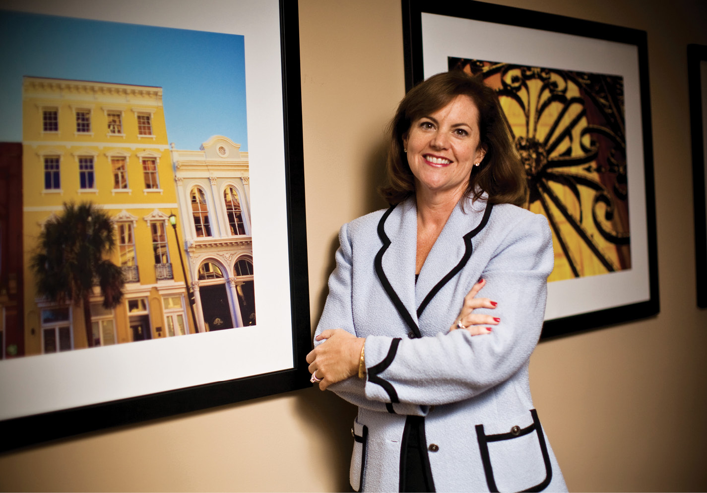 Charleston Area Convention and Visitors Bureau CEO Helen Hill says the key to balancing tourism and livability issues is the right mix of hotel types across municipal lines.