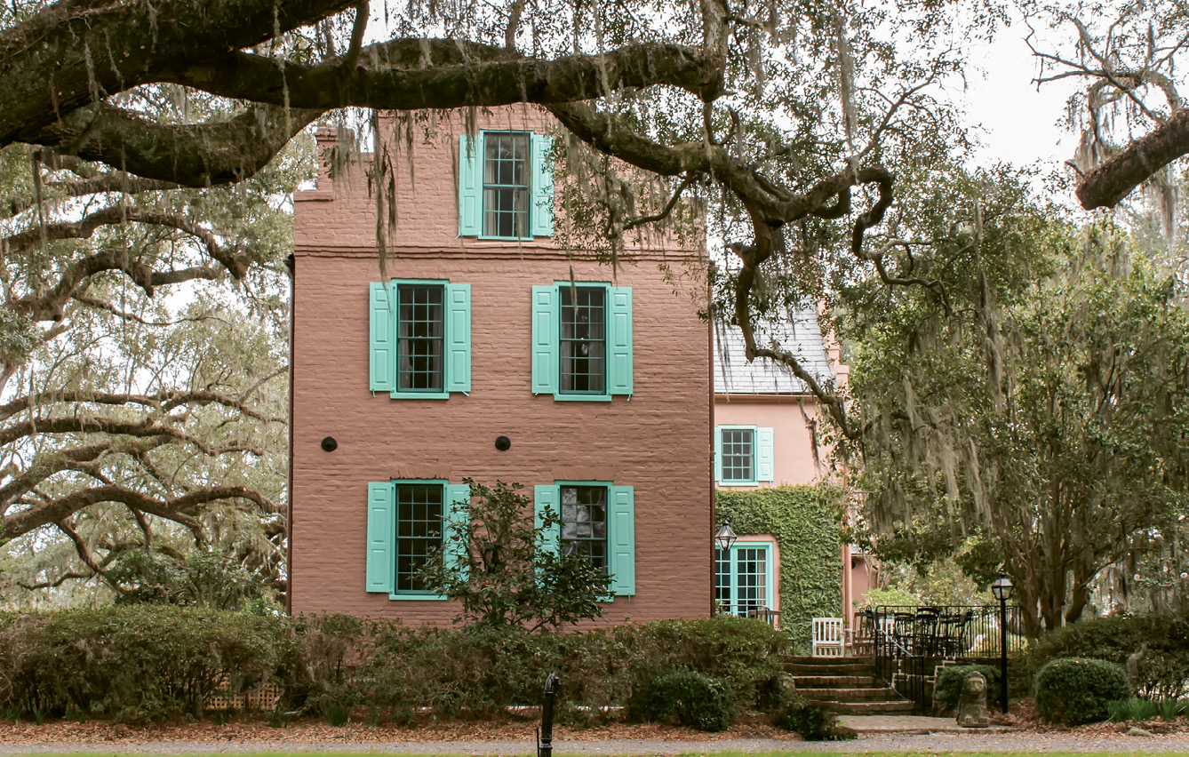 A recent shot of the house