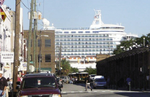 """The ongoing legal battles and public controversy over cruise ship regulation have resulted in delayed construction of a new cruise ship terminal and revitalized Concord Street park. """"I am disappointed that this is not yet underway,"""" says the mayor, citing one of his regrets during his final year."""