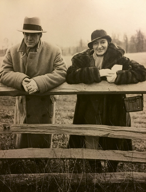 Sidney and Gertrude, undated