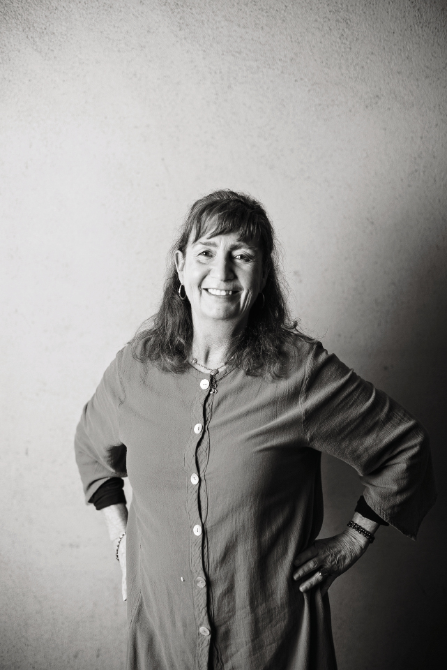 Andrea Limehouse: co-owner of Limehouse Produce  Years in F&B: 36,  supplying produce to restaurants and stores