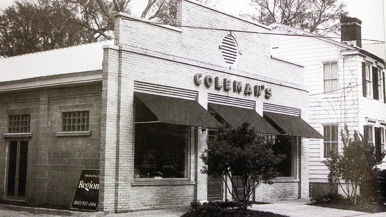 Coleman's Hardware on Pitt Street