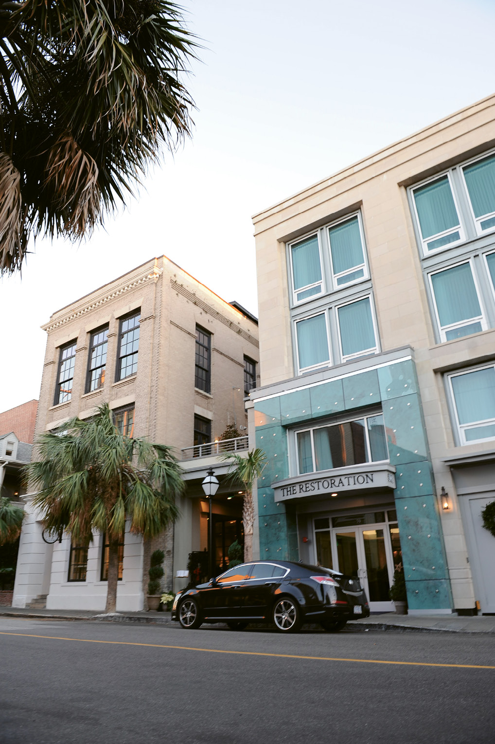 Recent additions to the accommodations roster include The Restoration, a revamped former condo timeshare