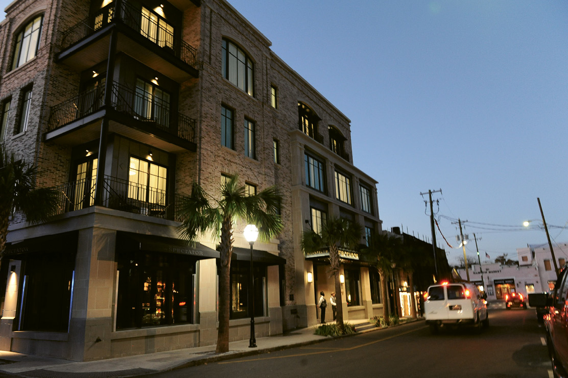 The Spectator, a boutique property right off the City Market