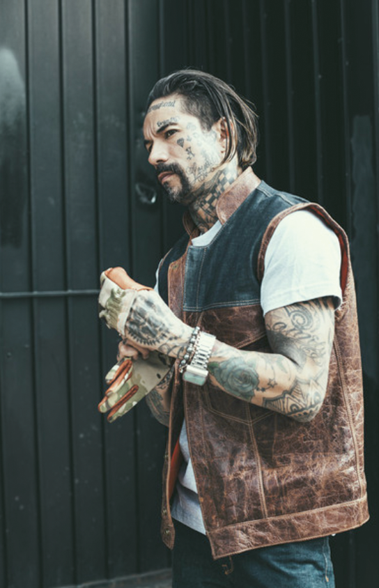 Expertly crafted, American-made gloves, vests, tees, and accessories with attitude..