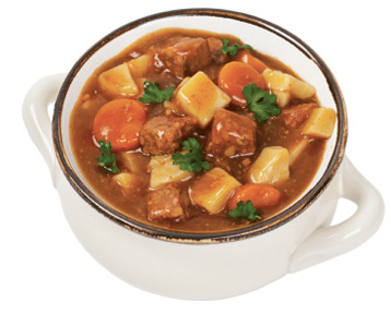 """Home Cooking: """"I've had fun breaking out my inner Southerner—I've been experimenting with stews."""""""