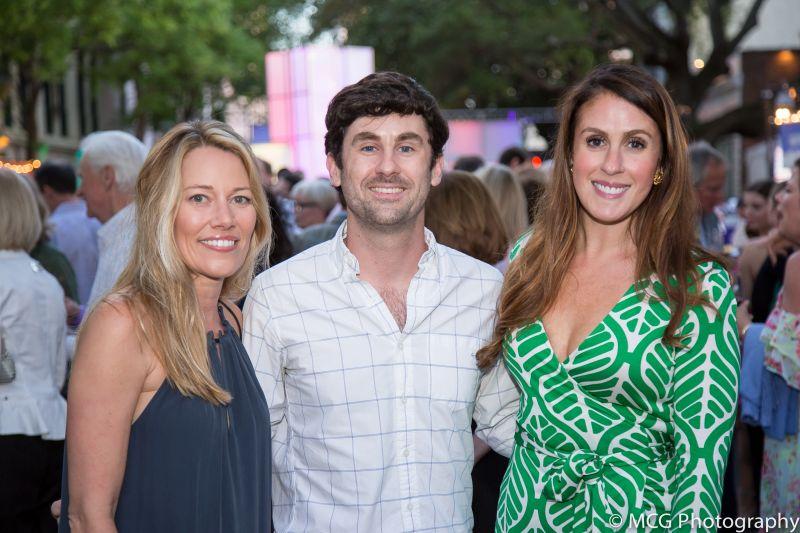 Michele Seekings, Matt Mill, and Abby Rosenthal