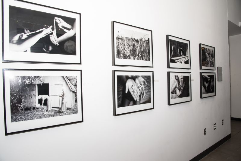 """Images within the """"Southbound"""" exhibition"""