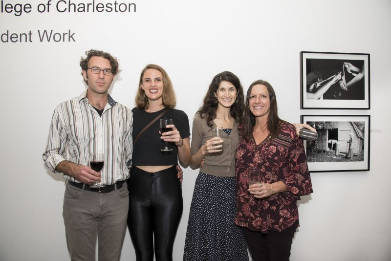 Ron Wiltrout, Emily Connor, Jameela Goudarzi, and Veronica Walters