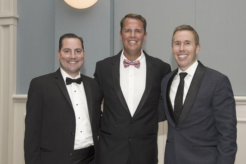 Patrick Kramer, Matt Turner, and Wes Wilson