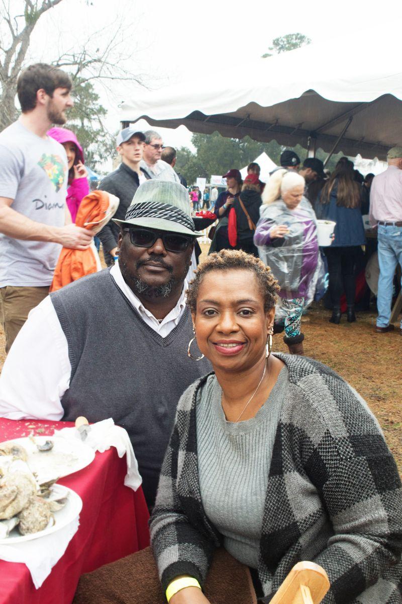Johnathan McClain and Carmella Gordon