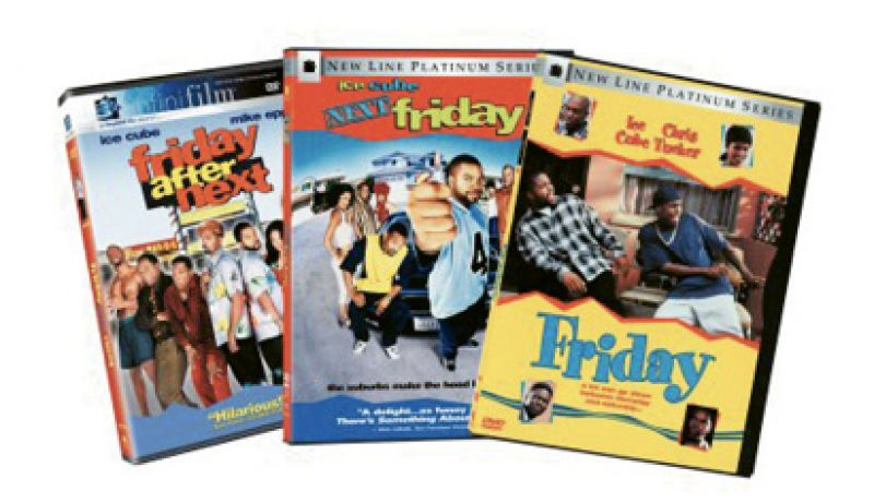 """TGIF: """"I don't care how many times I've seen Friday and Friday After Next. I'm going to watch them."""""""