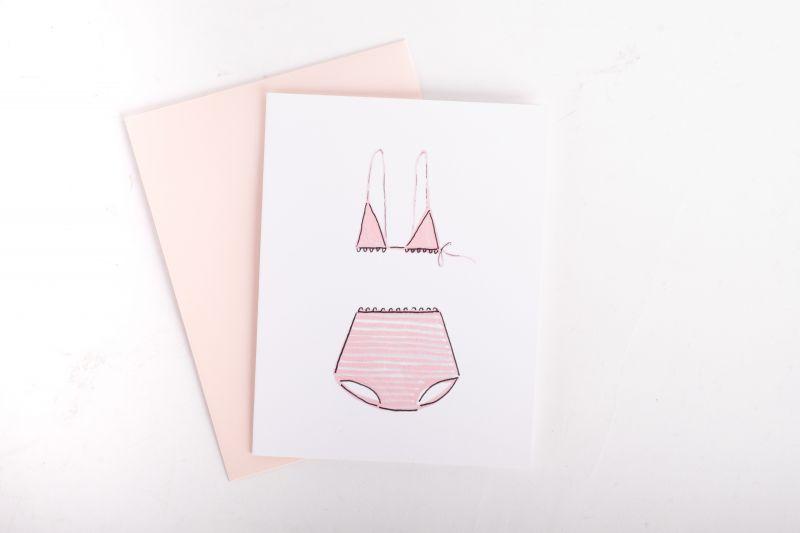 "Mac & Murphy x Dorothy Shain ""Bikini Boxed Set,"" $22 at Mac & Murphy"