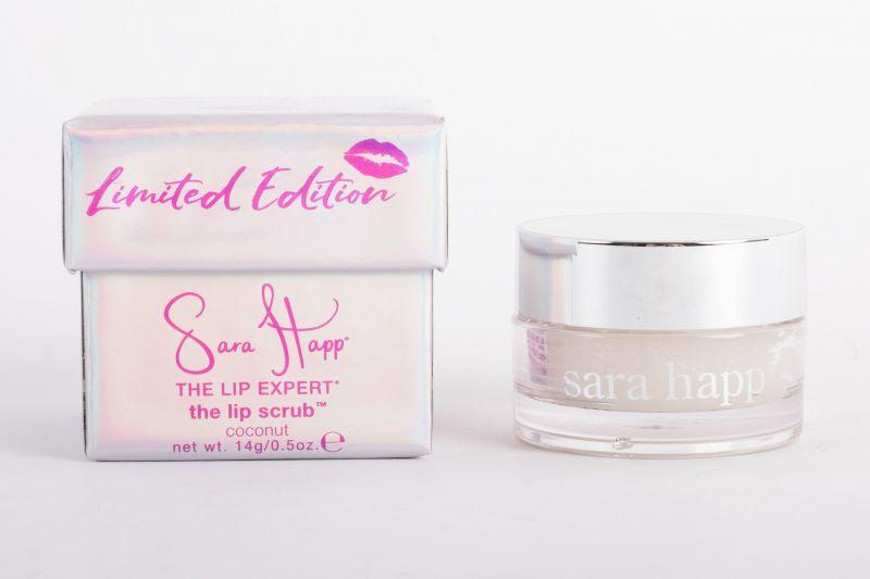 """Sara Happ """"The Lip Scrub,"""" $49 at Out of Hand"""