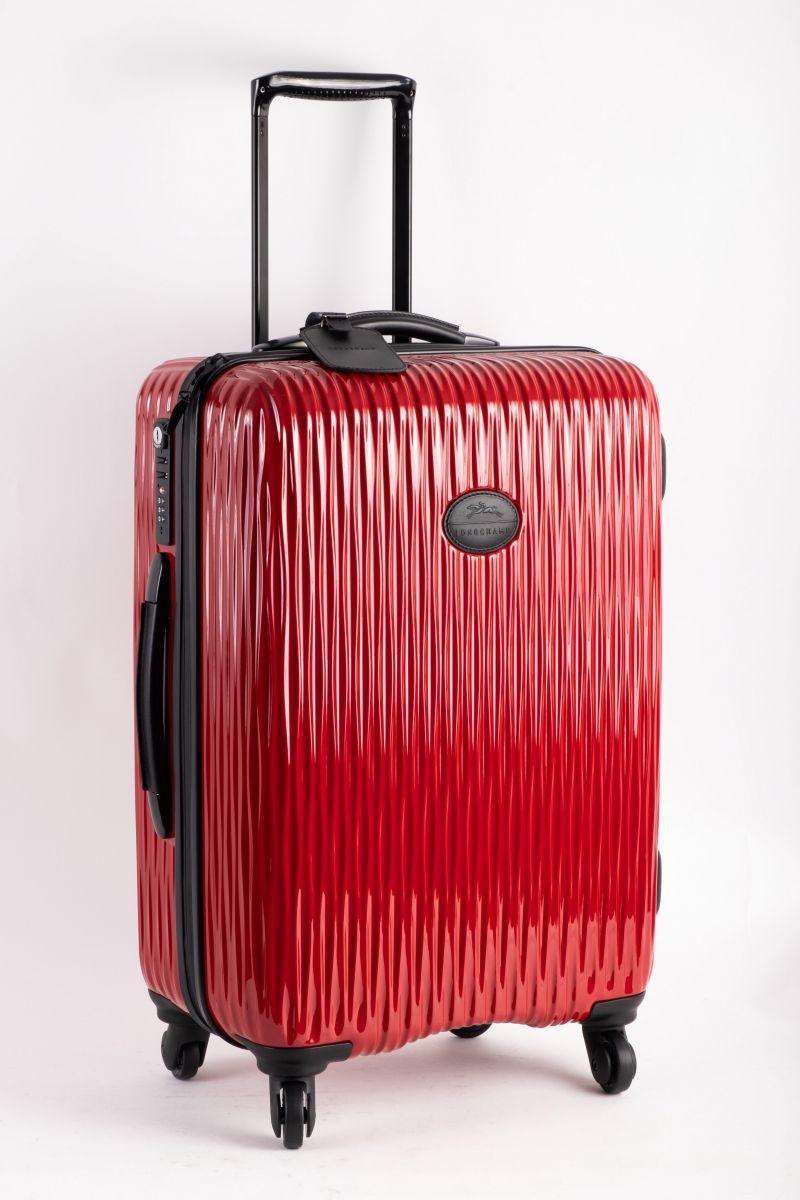"Longchamp ""Fairval"" medium suitcase, $590 at Gwynn's of Mount Pleasant"