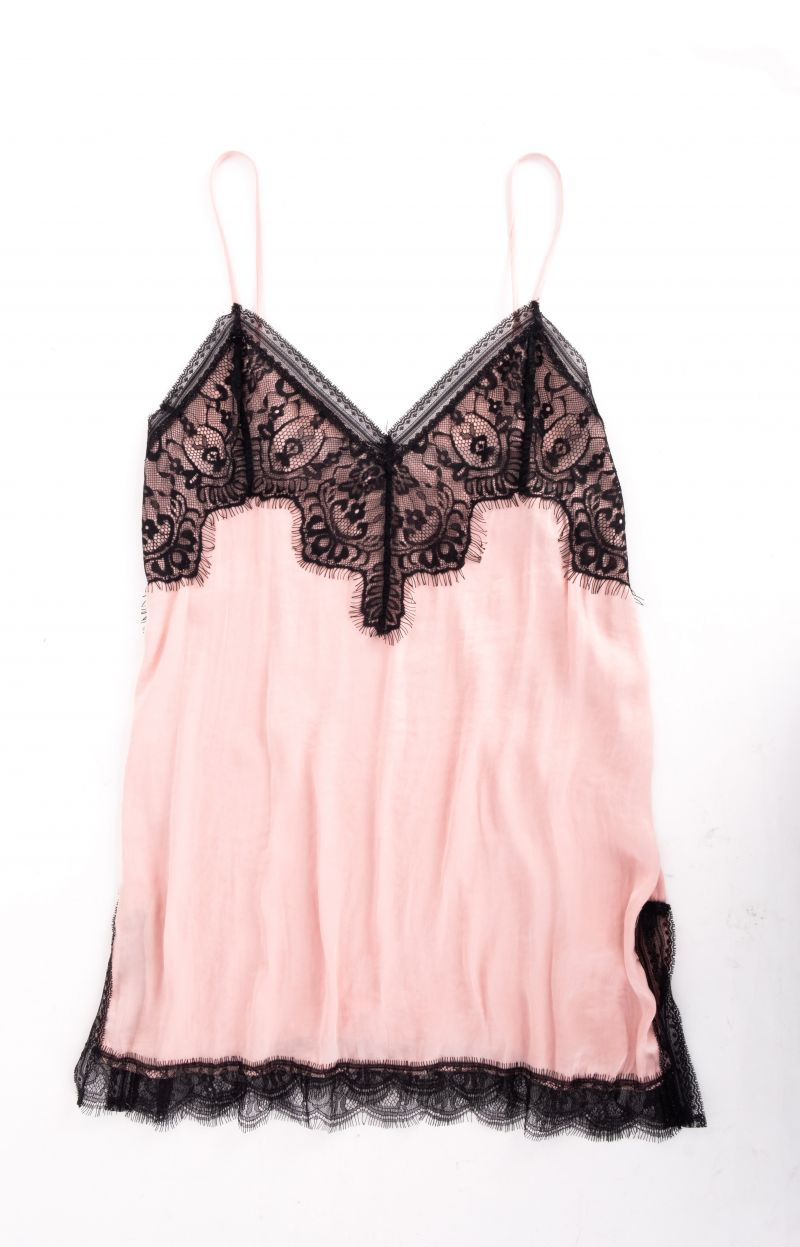In Bloom lace cami, $62 at Bits of Lace