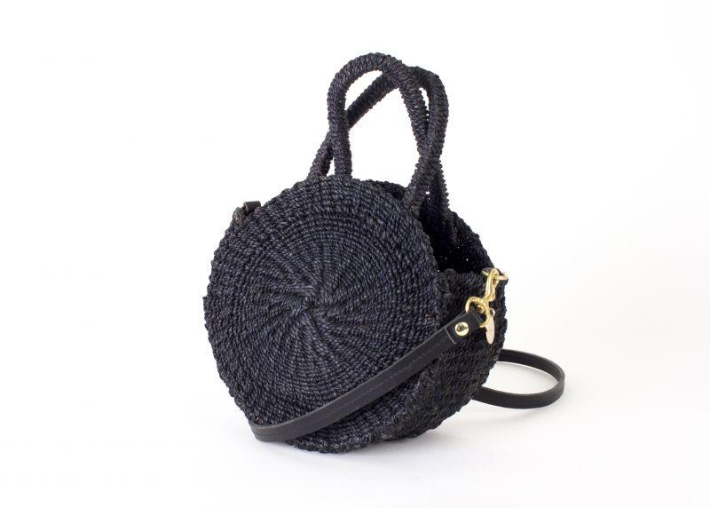 """Clare V """"Petite Alice"""" bag in black, $167 at Beckett"""