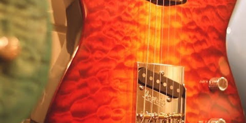Embedded thumbnail for Rusty's Cool Guitars