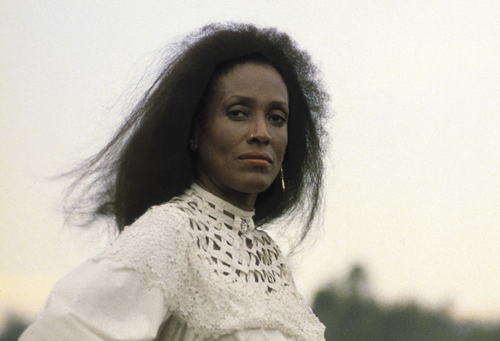 Stills from Daughters of the Dust illustrate the cinematic beauty that led to it winning the 1991 Sundance Film Festival Best Cinematography Award